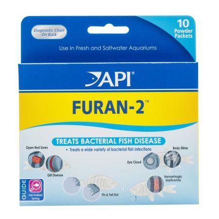 API Furan-2 Powder Anti-Bacterial Fish Medication