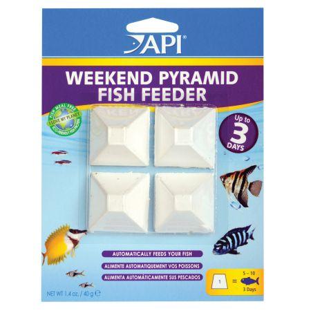 API API 3-Day Pyramid Fish Feeder