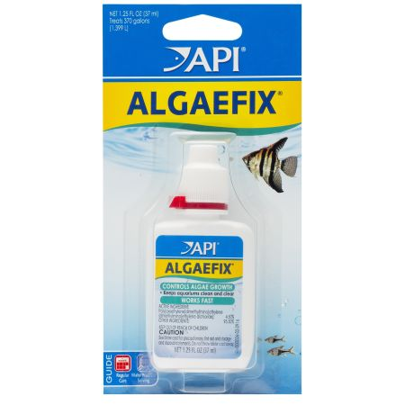 API API AlgaeFix for Freshwater Aquariums