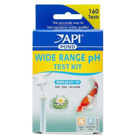PondCare Liquid Wide Range pH Test Kit