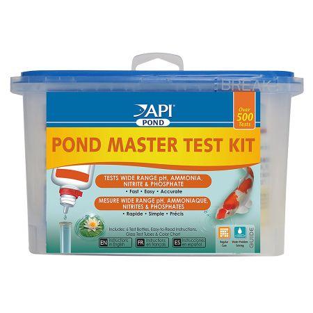 Pond Care PondCare Master Liquid Test Kit for Ponds