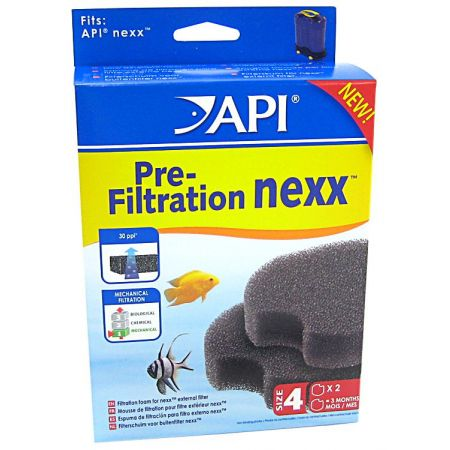 API API Pre-Filtration Foam Nexx