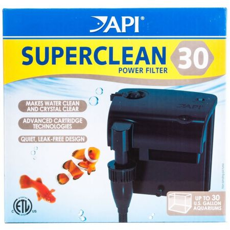 API API SuperClean Power Filter