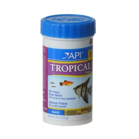 API API Tropical Premium Flake Food