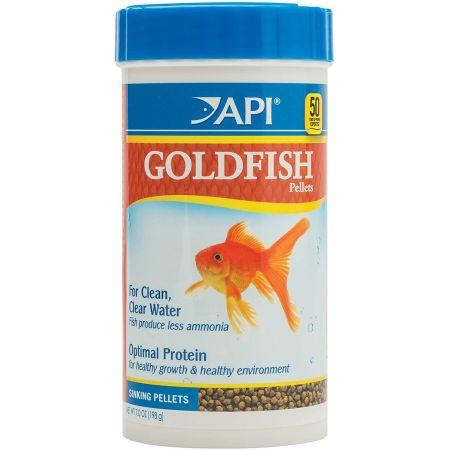 API API Goldfish Premium Pellet Food