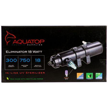 Aquatop Eliminator In-Line UV Sterilizer