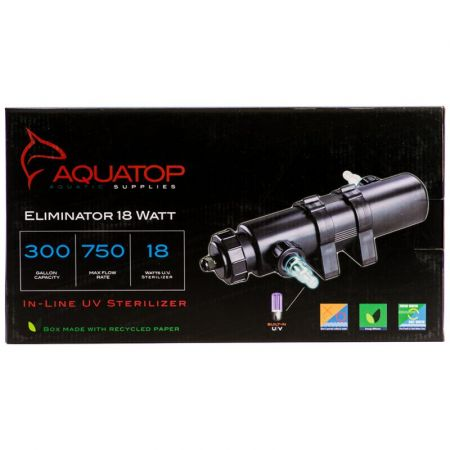 Aquatop Aquatop Eliminator In-Line UV Sterilizer