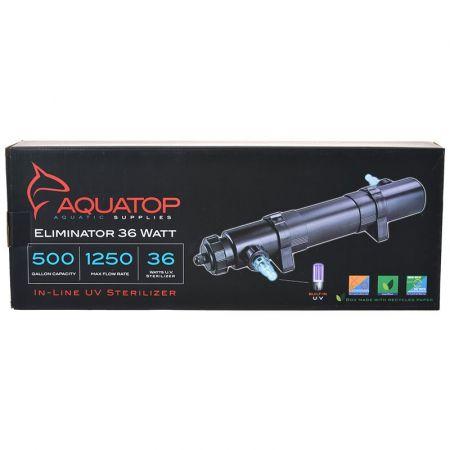 Aquatop Eliminator In-Line UV Sterilizer alternate view 2