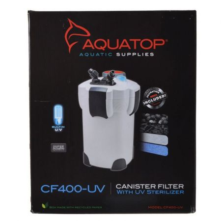 Aquatop Aquatop UV Canister Filter CF Series