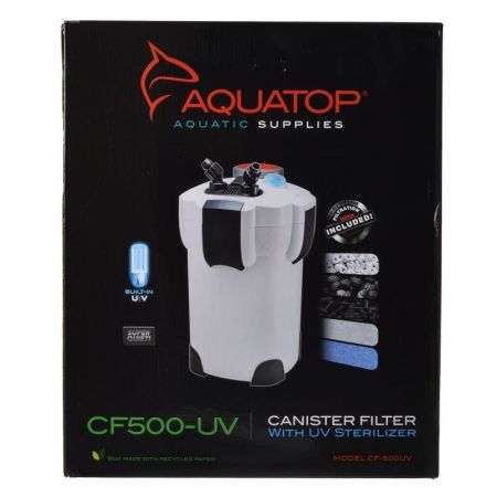 Aquatop UV Canister Filter CF Series alternate view 2