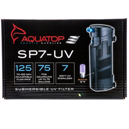 Aquatop Submersible UV Filter with Pump alternate view 2
