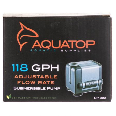 Aquatop Aquatop Submersible Aquarium Pump