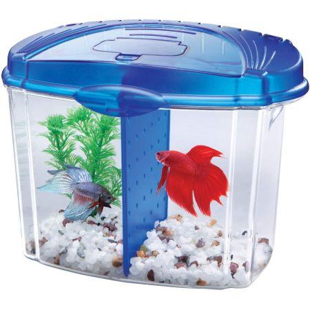 Aqueon Betta Bowl Starter Kit - Blue