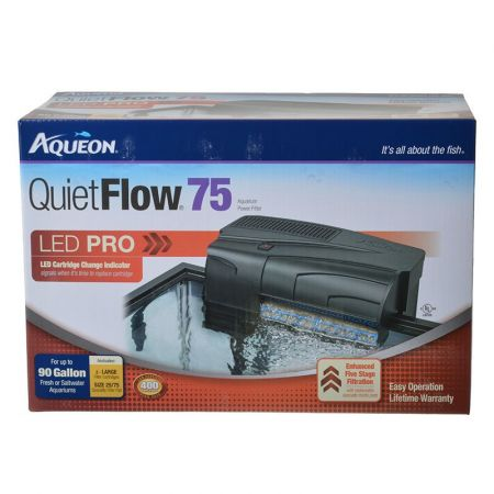 Aqueon Aqueon QuietFlow LED Pro Power Filter