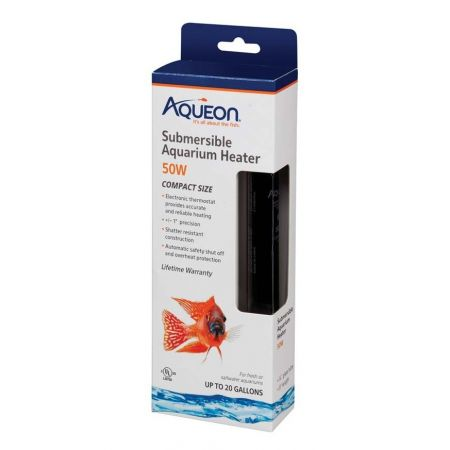 Aqueon Aqueon Submersible Aquarium Heater