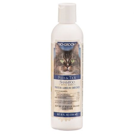 Bio-Groom Bio Groom Flea & Tick Shampoo for Cats
