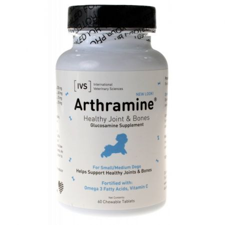 International Veterinary Sciences International Vet Arthramine - Aids Healthy Joints & Bones