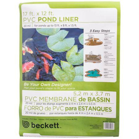 Beckett Beckett Pre-Cut PVC Liner