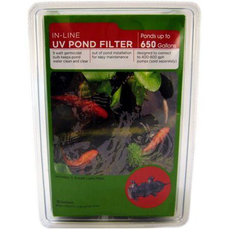 Beckett Beckett In-Line UV Pond Filter