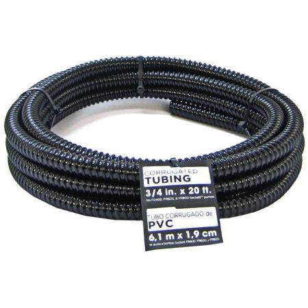 Beckett Beckett Pond Corrugated Tubing - Black