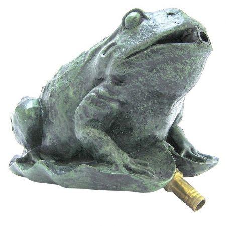 Beckett Beckett Frog Pond Spitter Fountain