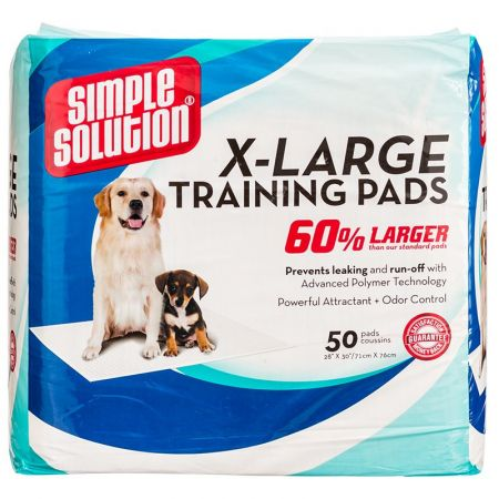 Simple Solution Simple Solution X-Large Training Pads