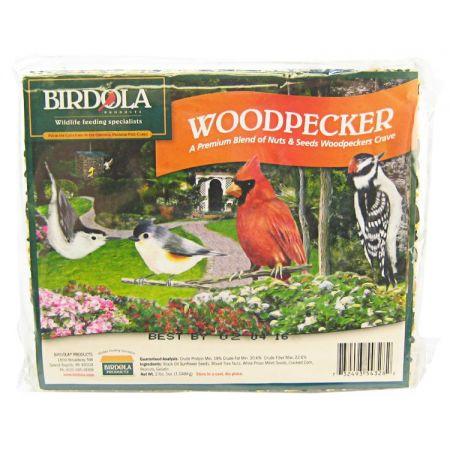 Birdola Birdola Woodpecker Seed Cake