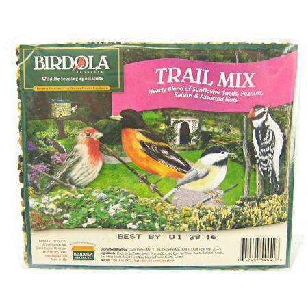 Birdola Birdola Trail Mix Seed Cake