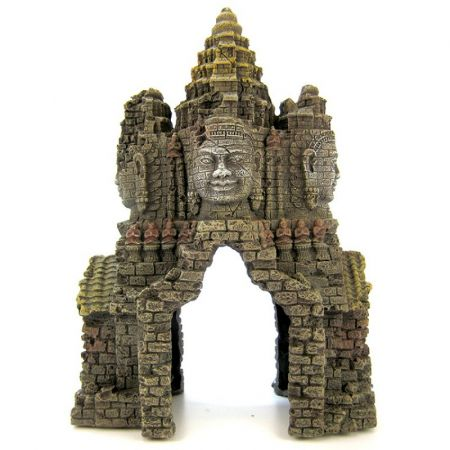 Blue Ribbon Pet Products Blue Ribbon Angkor Wat Temple Gate Ornament