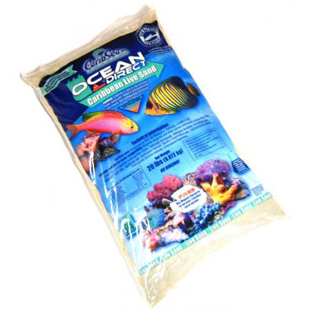 Caribsea CaribSea Ocean Direct Original Grade Live Sand