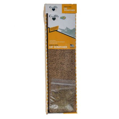 OurPets Cosmic Catnip Single Wide Cat Scratcher alternate view 1