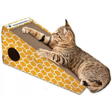 Cosmic Pet Products Cosmic Catnip Alpine Climb Incline Cat Scratcher