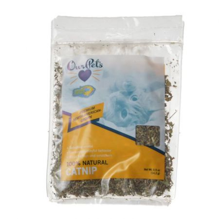 OurPets OurPets Cosmic Catnip 100% Natural Catnip Bag