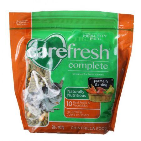 CareFresh CareFresh Complete Menu Chinchilla Food