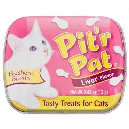 Sentry Chomp Pit'r Pat Breath Treats - Liver Flavor