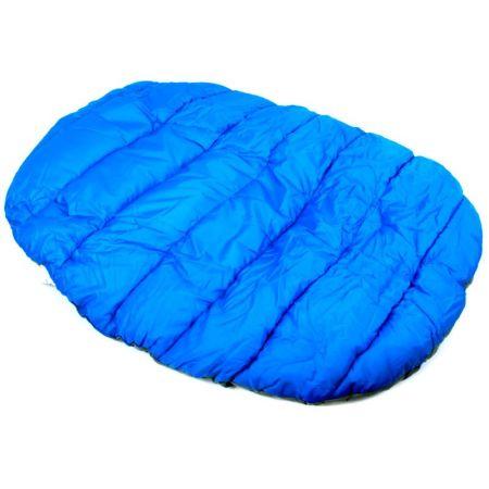 Chuckit! Chuckit Travel Bed - Blue & Gray