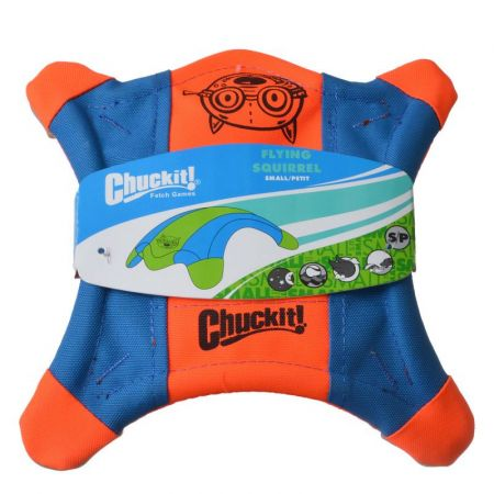 Chuckit! Chuckit Flying Squirrel Toss Toy