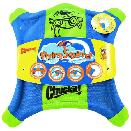 Chuckit Flying Squirrel Toss Toy alternate view 2