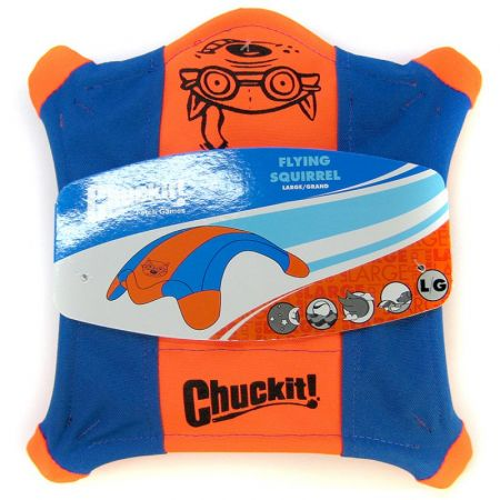 Chuckit Flying Squirrel Toss Toy alternate view 3