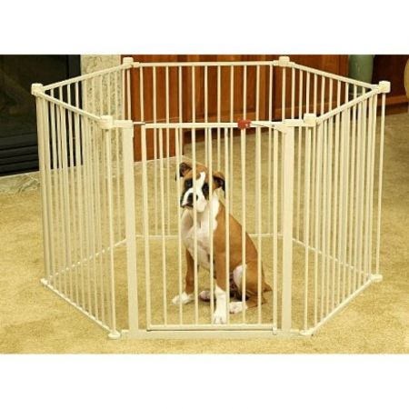 Carlson Pet Gates Carlson Pet Gates Convertible Pet Yard