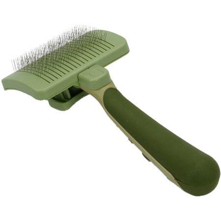 Safari Self Cleaning Slicker Brush alternate view 1