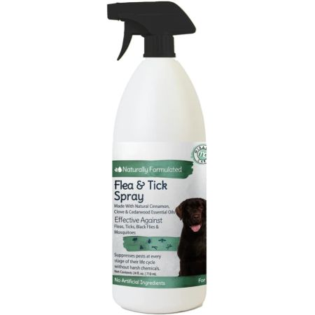Natural Chemistry Natural Chemistry Natural Flea & Tick Spray for Dogs