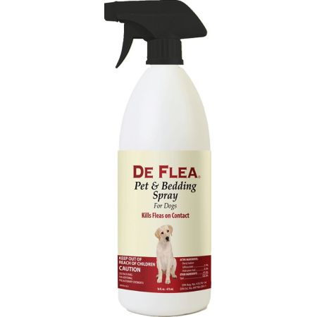 Natural Chemistry Natural Chemistry De Flea Pet & Bedding Spray