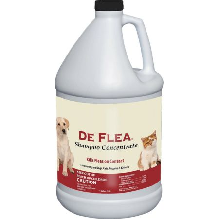 Natural Chemistry Natural Chemistry De Flea Shampoo Concentrate