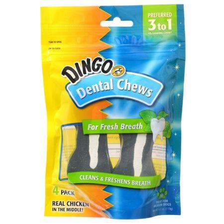 Dingo Dingo Denta-Treats Dog Chews