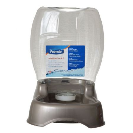 Petmate Cafe Pet Waterer - Pearl Tan alternate view 3