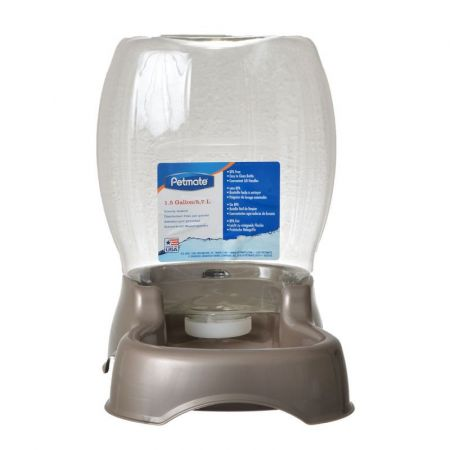 Petmate Cafe Pet Waterer - Pearl Tan alternate view 2