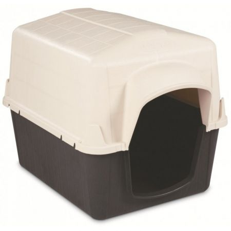 Petmate Barhome III Shelter - White & Gray alternate view 2