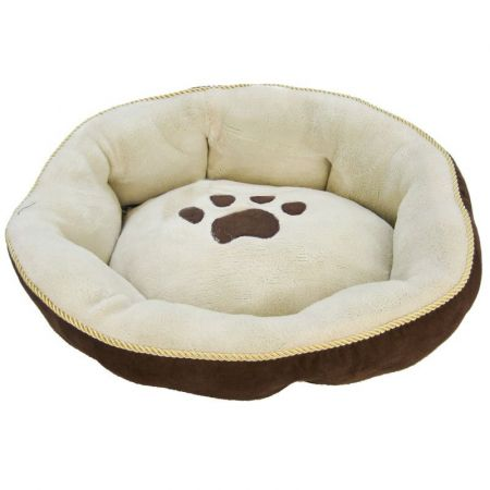 Aspen Pet Aspen Pet Rounded Sculptured Dog Bed