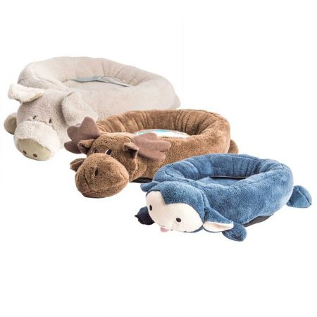 Petmate Animal Shaped Pet Bed - Assorted